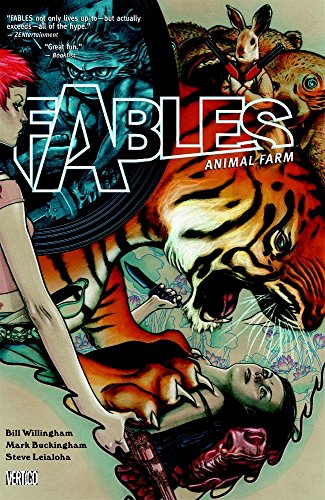 FABLES 02 ANIMAL FARM
