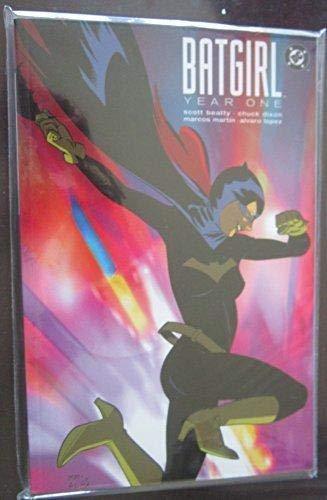 9781401200800: Batgirl: Year One