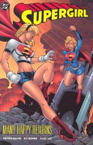 9781401200855: Supergirl: Many Happy Returns