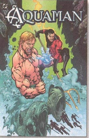 9781401200886: Aquaman: The Waterbearer