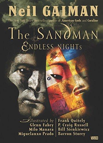 9781401201135: Endless Nights (Sandman)