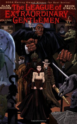 The League of Extraordinary Gentlemen - Volume II