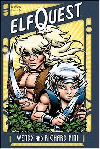 9781401201296: Elfquest: Archives, Volume 2