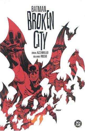 9781401201333: BATMAN BROKEN CITY HC (Batman (DC Comics Hardcover))
