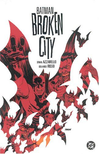 9781401201333: Batman Broken (Batman (DC Comics Hardcover))