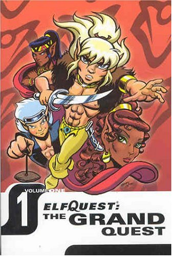 9781401201364: 1: Elfquest: The Grand Quest - Volume One