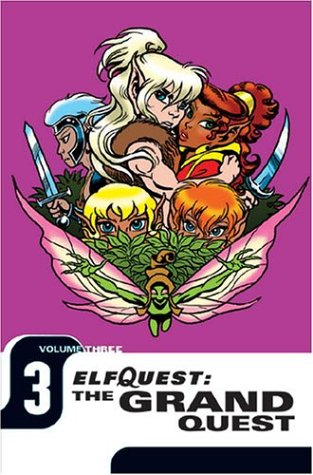 Elfquest: The Grand Quest - Volume Three (1401201407) by Richard Pini; Wendy Pini