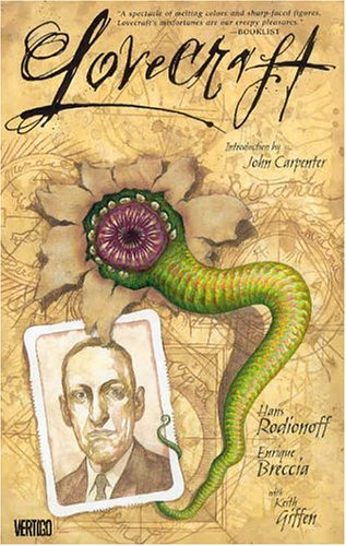 9781401201432: Lovecraft