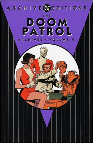9781401201500: Doom Patrol Archives, The: Volume 2