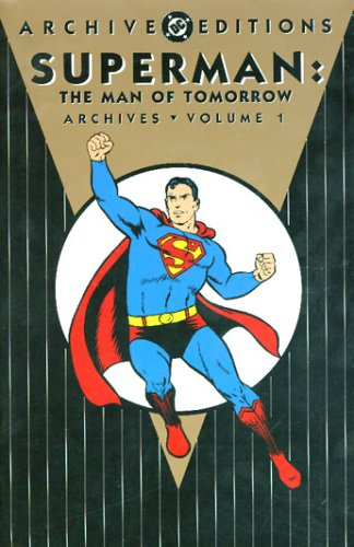 Superman: The Man of Tommorow Archives Volumes 1