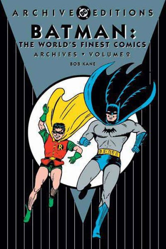 9781401201630: Batman In Worlds Finest Archives HC Vol 02 (Archive Editions)
