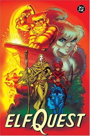 9781401201838: Elfquest: The Searcher and the Sword