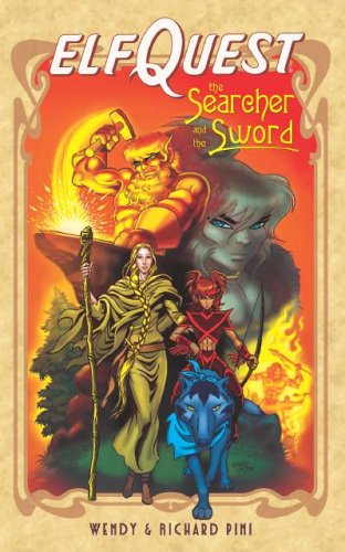 9781401201845: Elfquest: The Searcher and the Sword