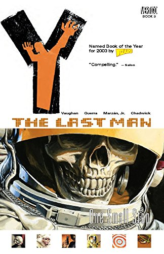 Y THE LAST MAN 03 1 SMALL STEP