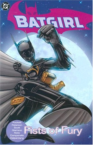 9781401202057: Batgirl, Book 4: Fists of Fury