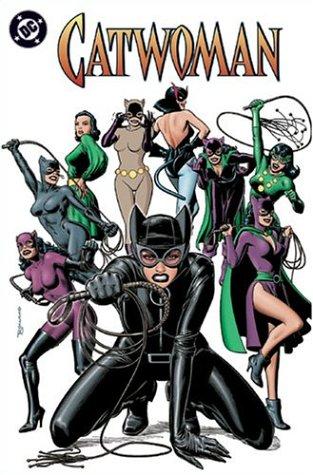 9781401202132: Catwoman: Nine Lives of a Feline Fatale