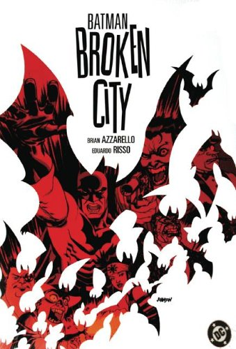 9781401202149: Batman Broken City TP