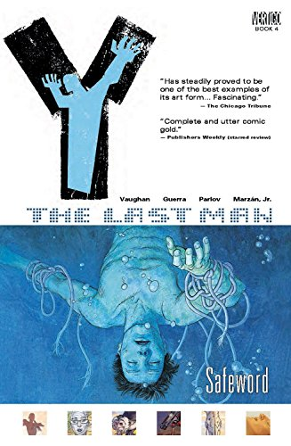 9781401202323: Y The Last Man vol. 4 : Safeword
