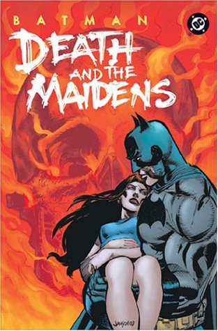 9781401202347: Batman: Death and the Maidens