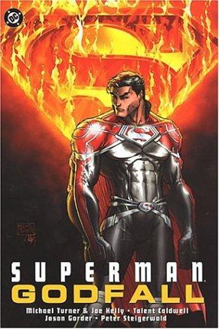 9781401202361: Superman Godfall TP