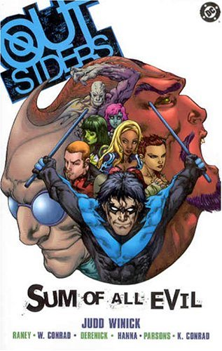 Outsiders: Sum of All Evil (Vol. 2)