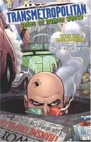 9781401202446: Transmetropolitan: Tales of Human Waste