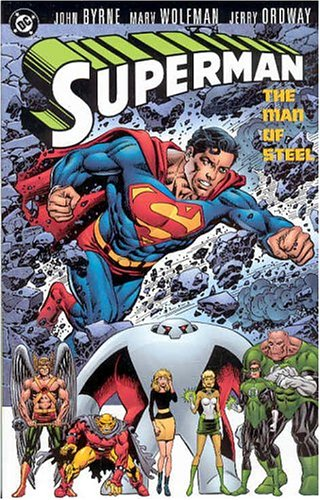 9781401202460: Superman: The Man of Steel, Vol. 3
