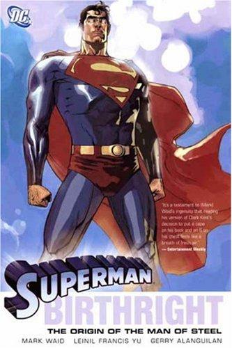 9781401202514: Superman: Birthright - The Origin of the Man of Steel (Superman (DC Comics))
