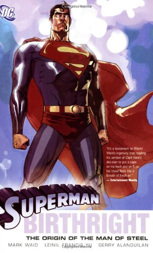 9781401202521: Superman: Birthright