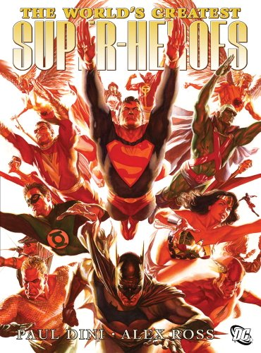 9781401202552: Worlds Greatest Super Heroes TP