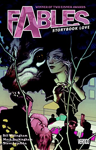 FABLES 03 STORYBOOK LOVE