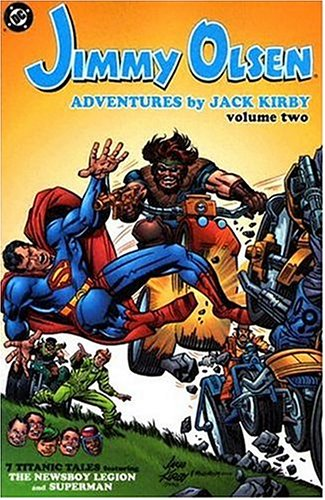 Jimmy Olsen: Adventures by Jack Kirby - Volume 2 (9781401202590) by Kirby, Jack