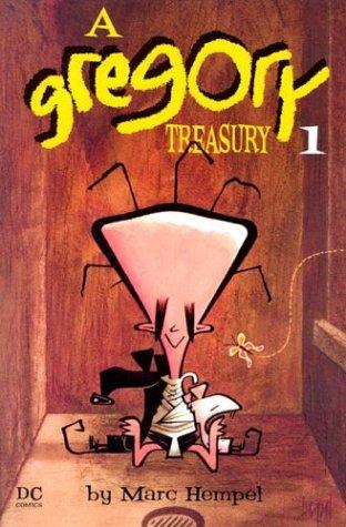 9781401202712: Gregory Treasury TP Vol 01