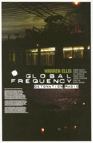 9781401202910: Global Frequency: Detonation Radio