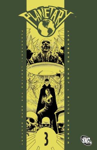 9781401202934: Planetary Vol. 3 - Leaving the 20th Century