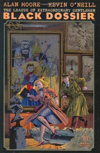 9781401203061: The League of Extraordinary Gentlemen: The Black Dossier