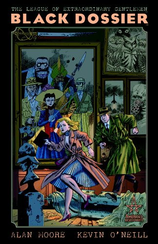 9781401203078: The League of Extraordinary Gentlemen: The Black Dossier