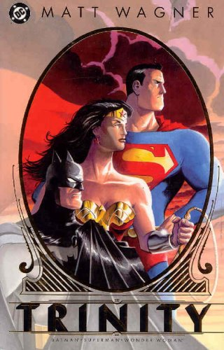9781401203092: Batman/Superman/Wonder Woman - Trinity