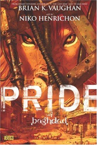 9781401203153: Pride of Baghdad