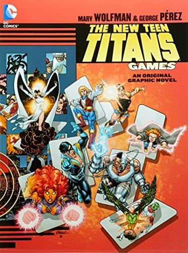 9781401203191: The New Teen Titans: Games (Teen Titans (DC Comics) (Graphic Novels))