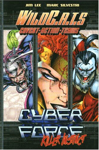 9781401203221: WildC.A.T.S/Cyberforce: Killer Instinct