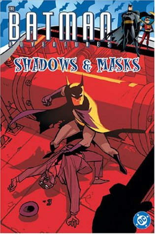 9781401203306: Batman Adventures, The: Shadows & Masks - VOL 02 (Batman Adventures (Graphic Novels))