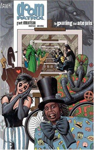 9781401203429: Doom Patrol, Book 2: The Painting That Ate Paris