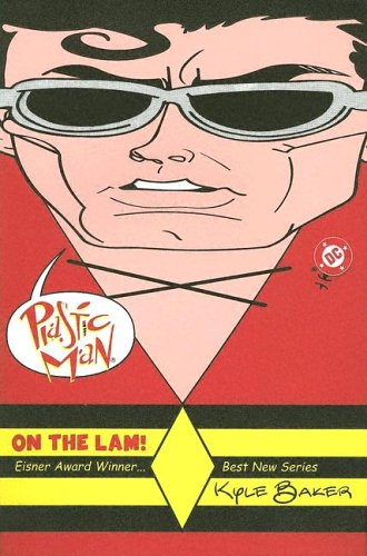 Plastic Man: On the Lam!