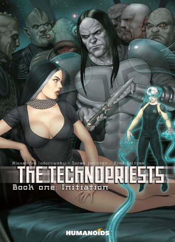 9781401203597: The Technopriests Book 1: Initiation (Technopriests (DC Comics))