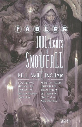 9781401203672: Fables 1001 Nights Of Snowfall HC