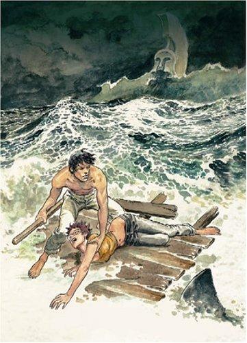 Milo Manara's Odysseys Of Giuseppe Bergman (1401203833) by Milo Manara