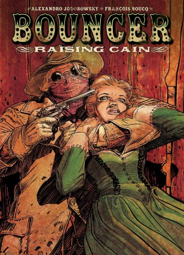 Bouncer: Raising Cain