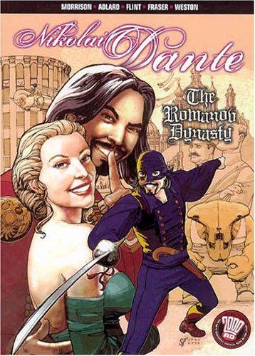 9781401203955: Nikolai Dante VOL 01: The Romanov Dynasty