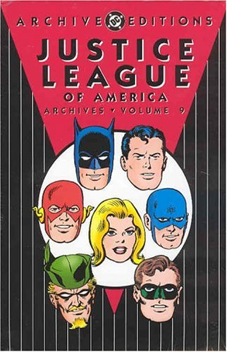 9781401204020: Justice League of America - Archives, Volume 9 (Archive Editions (Graphic Novels))